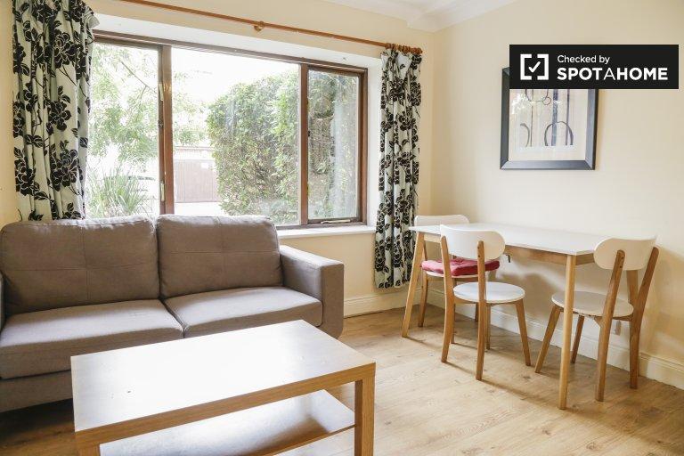 Apartamento com 1 quarto para alugar em Stoneybatter, Dublin