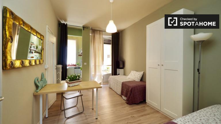 Modernes Studio-Apartment zur Miete in Giambellino, Mailand