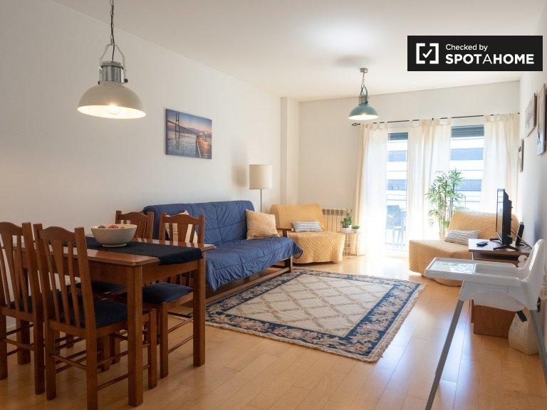 2-bedroom apartment for rent in Sacavém, Lisbon