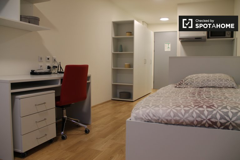 Lovely studio apartment for rent in Brigittenau, Vienna