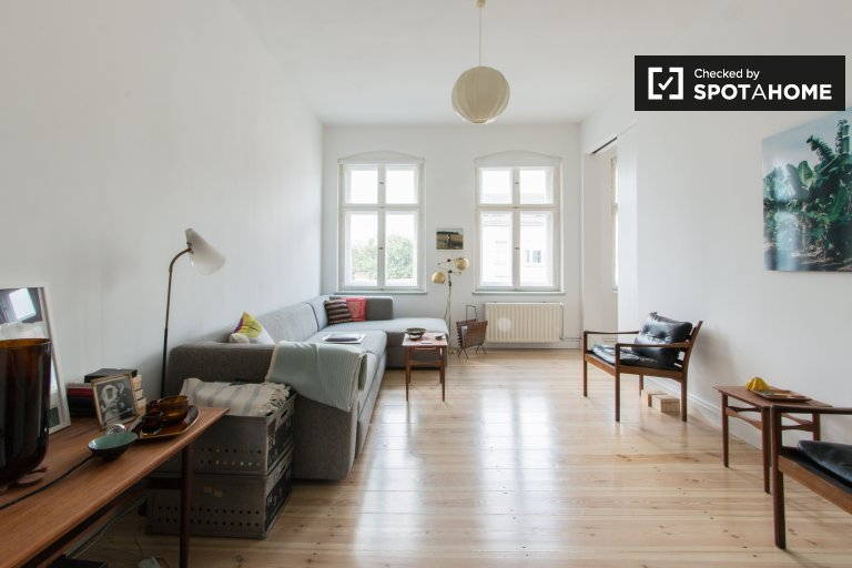 3-bedroom apartment for rent in Weissensee, Berlin