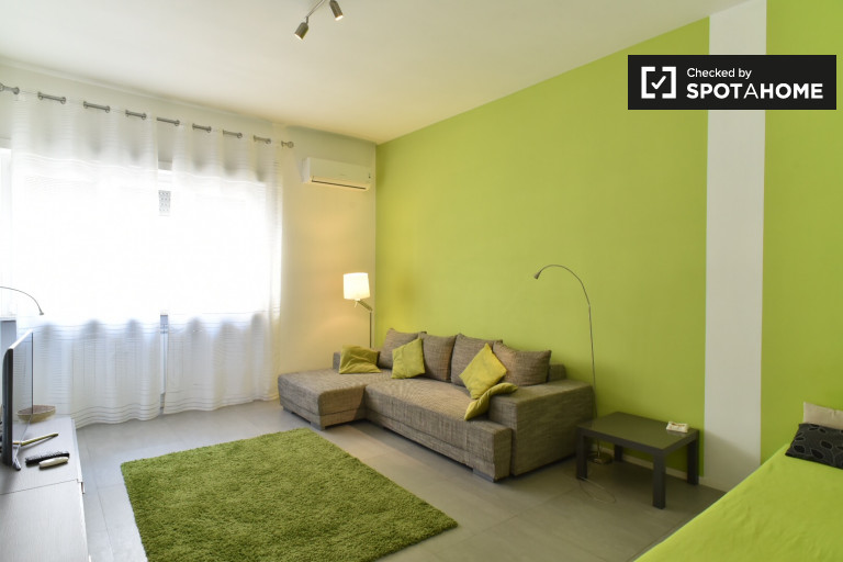 2-bedroom apartment for rent in Trastavere, Rome