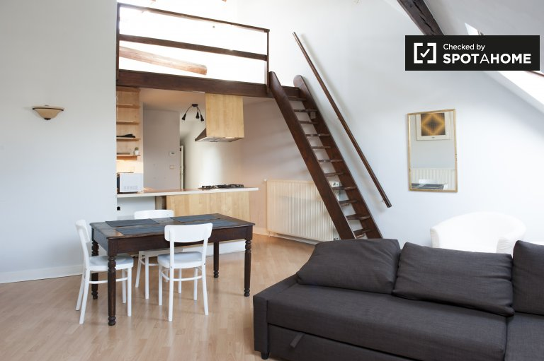 Modern 2-bedroom apartment for rent in Center