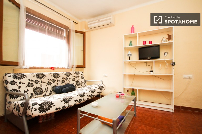 Cozy and affordable 1-bedroom apartment for rent in Granada