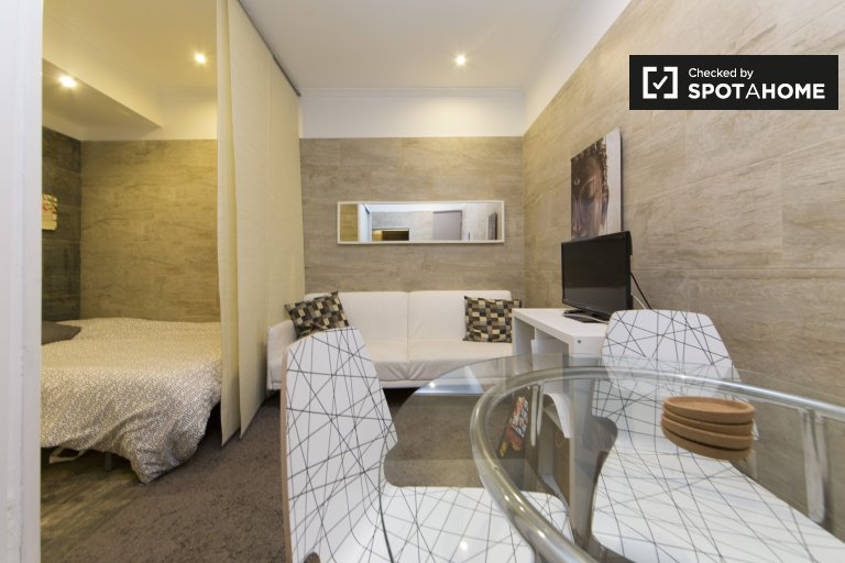 Studiowohnung zu vermieten in Salamanca, Madrid
