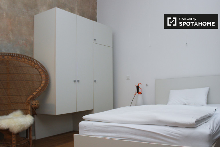 Modern 1-bedroom apartment for rent - Friedrichshain, Berlin