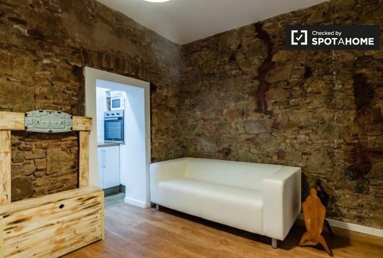 Vila Olímpica, Barselona'daki 2 odalı kiralık daire