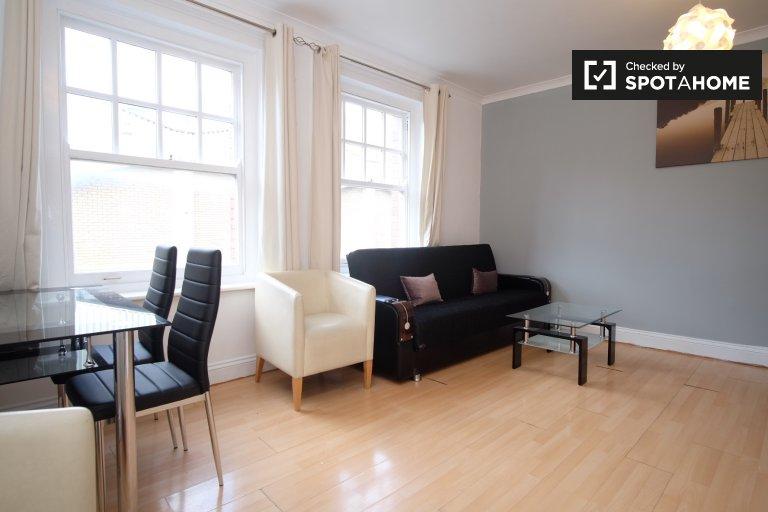 Appartement moderne de 1 chambre à louer à Shoreditch, Londres