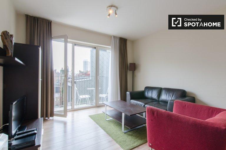 Bel appartement 2 chambres à louer à Bruxelles