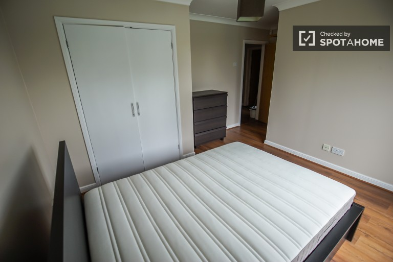 Bedroom 1 with balcony access