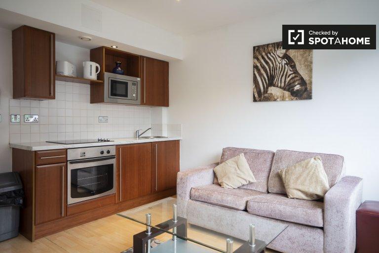 Klasyczne 2-pokojowe mieszkanie do wynajęcia w Kensington w Londynie
