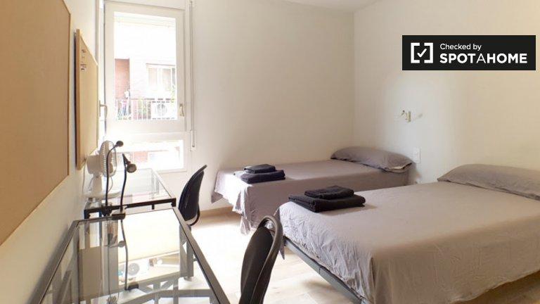 Bedroom 4 - single bed 1