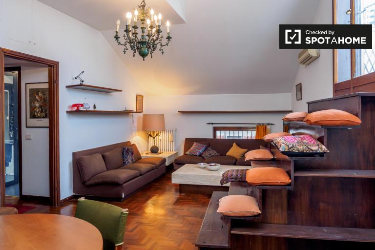 2-bedroom apartment for rent in Porta Romana, Milan