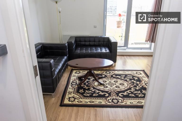 1-Zimmer-Wohnung mit Balkon zu mieten in Kensington, London