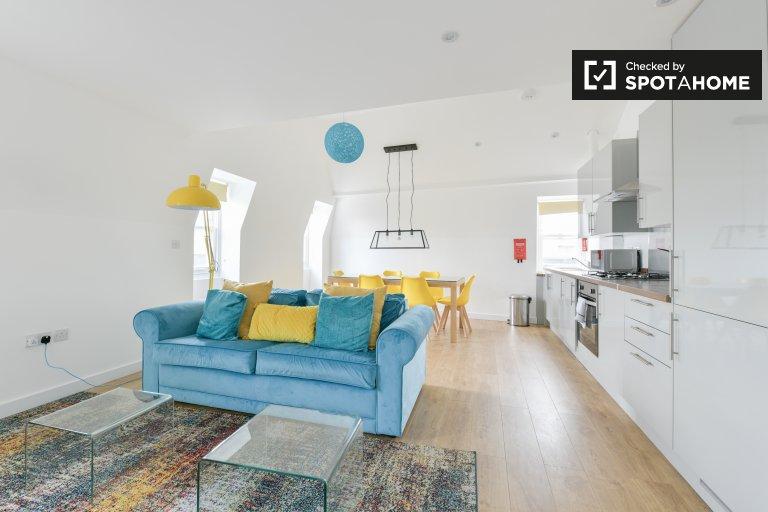 2-pokojowe mieszkanie do wynajęcia w Gunnersbury, Londyn