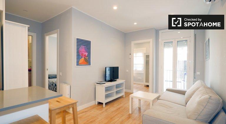 Apartamento de 3 quartos para alugar em Gràcia, Barcelona