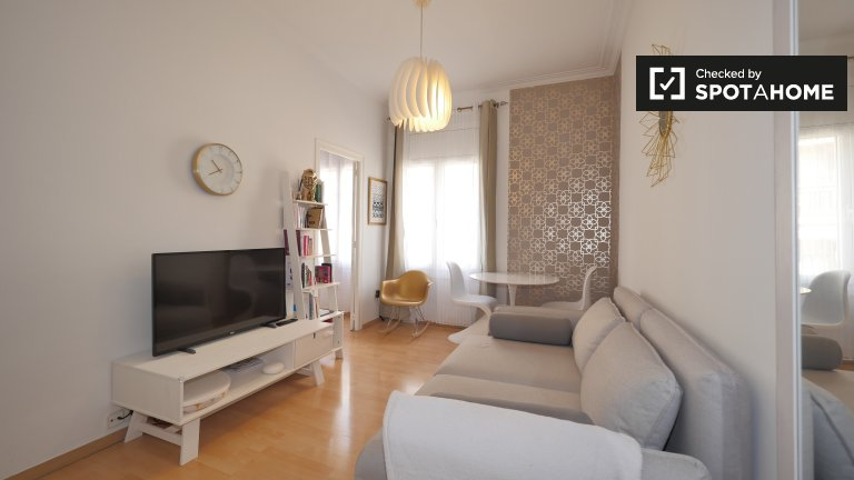 Appartement 2 chambres à louer à Sants, Barcelone