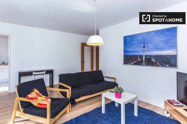 Friedrichshain, Berlin'de kiralık 2 odalı daire