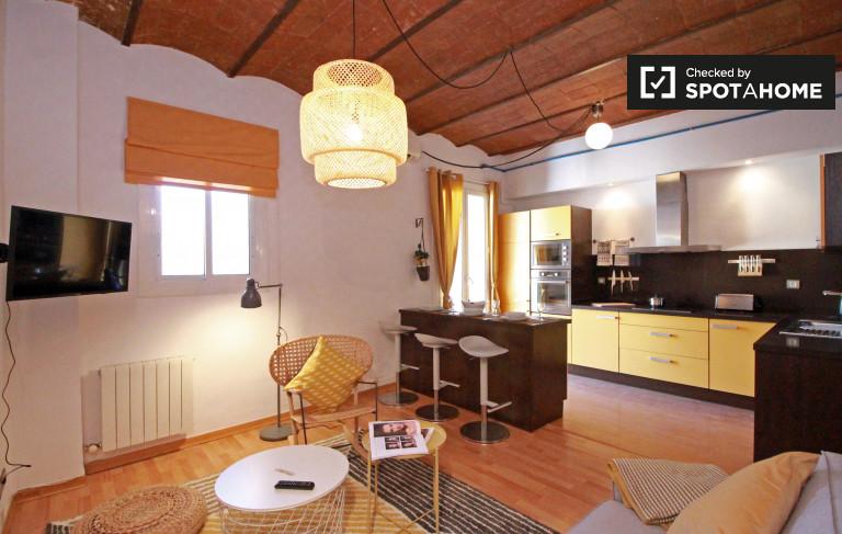 3-Zimmer-Wohnung zu vermieten in Gràcia, Barcelona