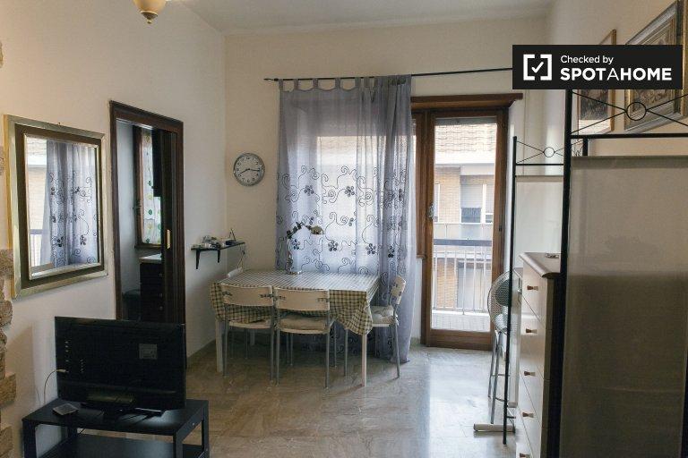 Appartement de 1 chambre à louer à Monte Sacro, Rome