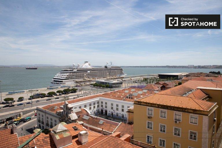 Apartamento de 3 quartos para alugar em Graça e São Vicente, Lisboa