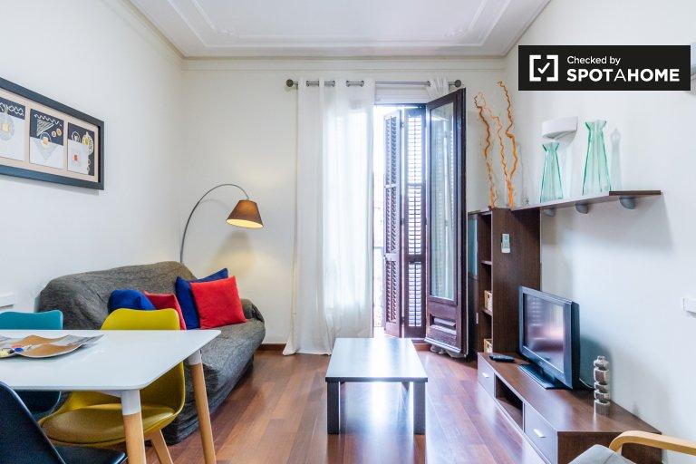 Comfy 3-bedroom apartment for rent in La Dreta de l'Eixample