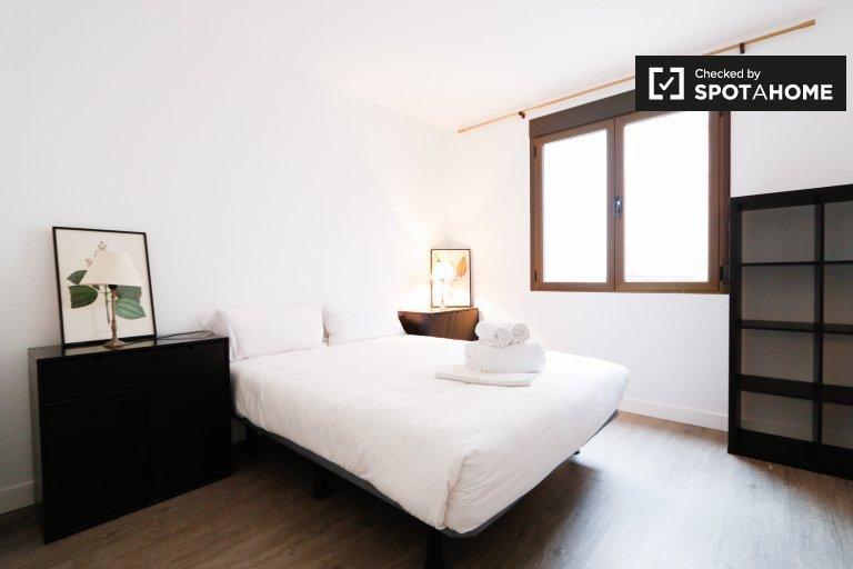 Apartamento de 1 quarto para alugar em Cuatro Caminos, Madrid