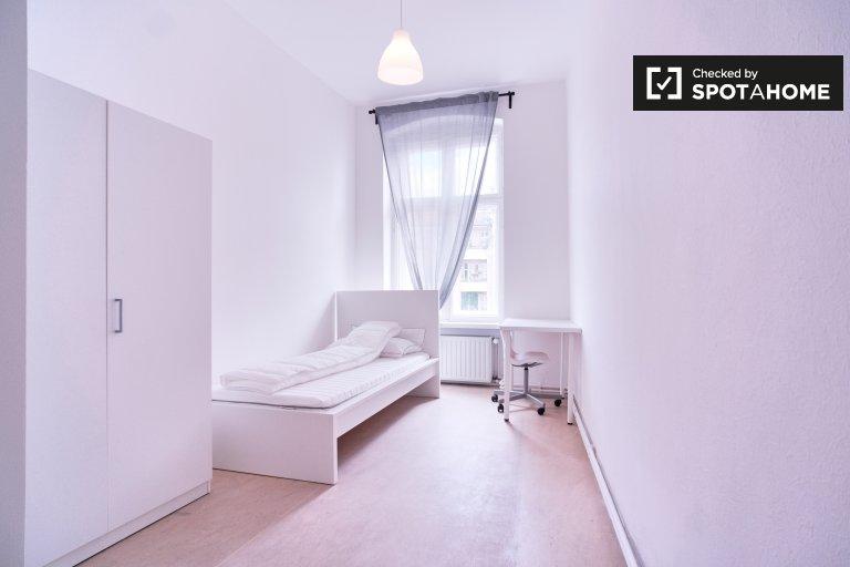 Jasny pokój do wynajęcia w Friedrichshain, Berlin