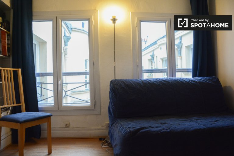 Appartement 1 chambre à louer - 6ème arrondissement, Paris