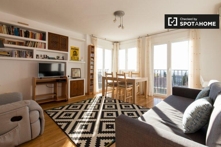 2-bedroom apartment for rent in Albaicin Alto, Granada