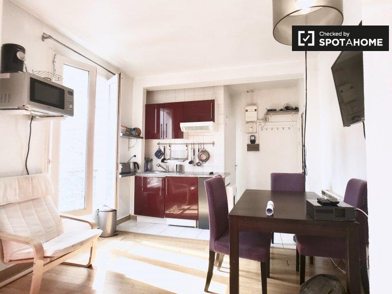 Appartement 1 chambre à louer dans le 10ème arrondissement, Paris