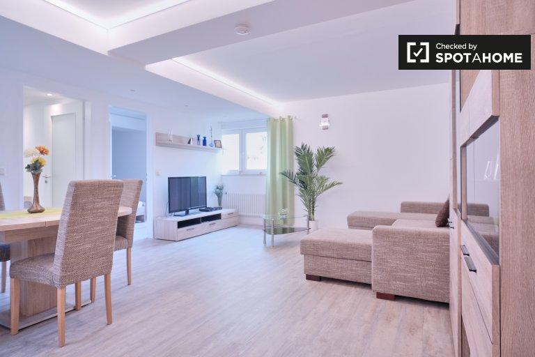 Apartamento chique com 2 quartos para alugar em Treptow-Köpenick