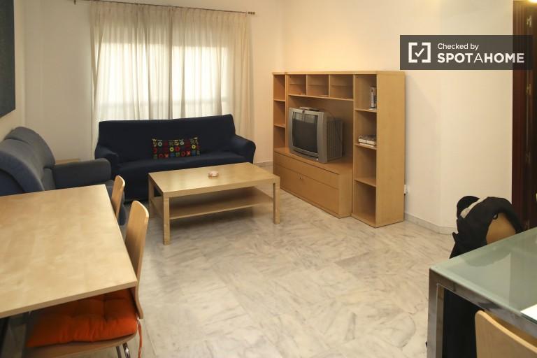 Äußere vermietete Wohnung in Nervión, Sevilla