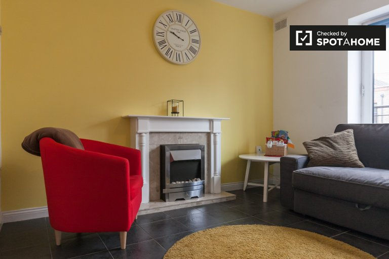 1-bedroom flat to rent in Old City, Dublin