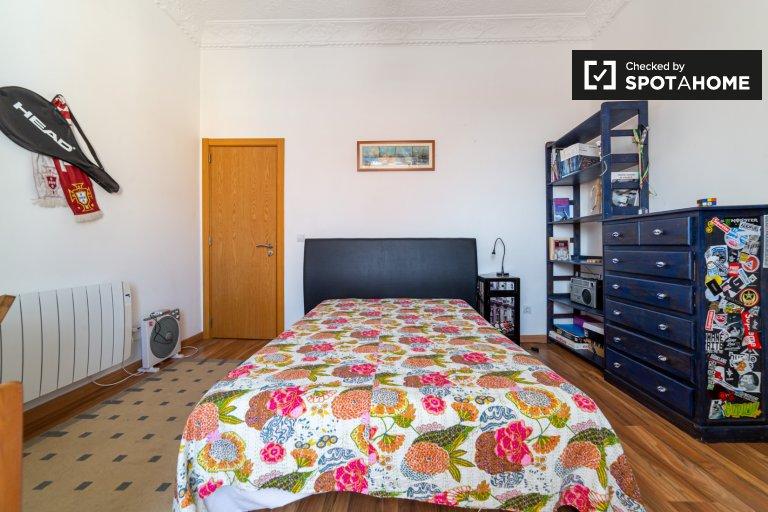 Chambre à louer dans un appartement de 3 chambres à Belem, Lisbonne