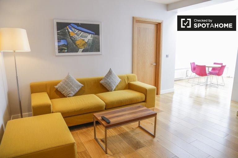 2-Zimmer-Wohnung zu vermieten in Ballsbridge, Dublin