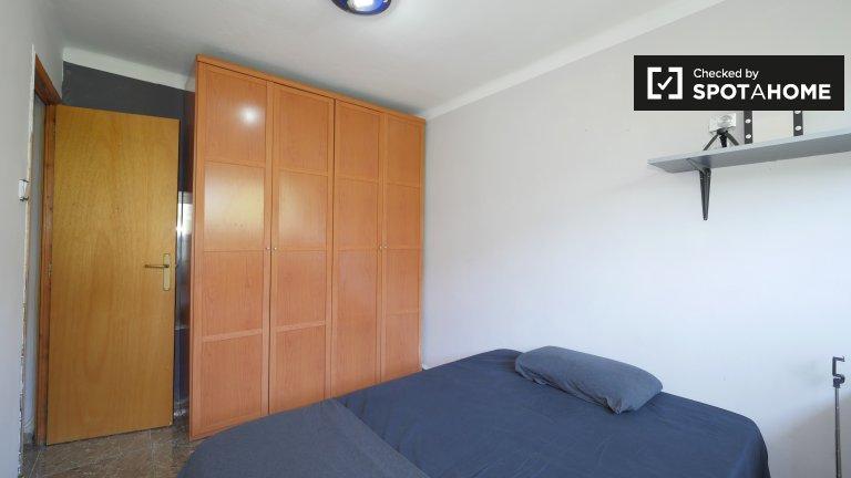 Poblenou, Barcelona'da 2 yatak odalı kiralık daire