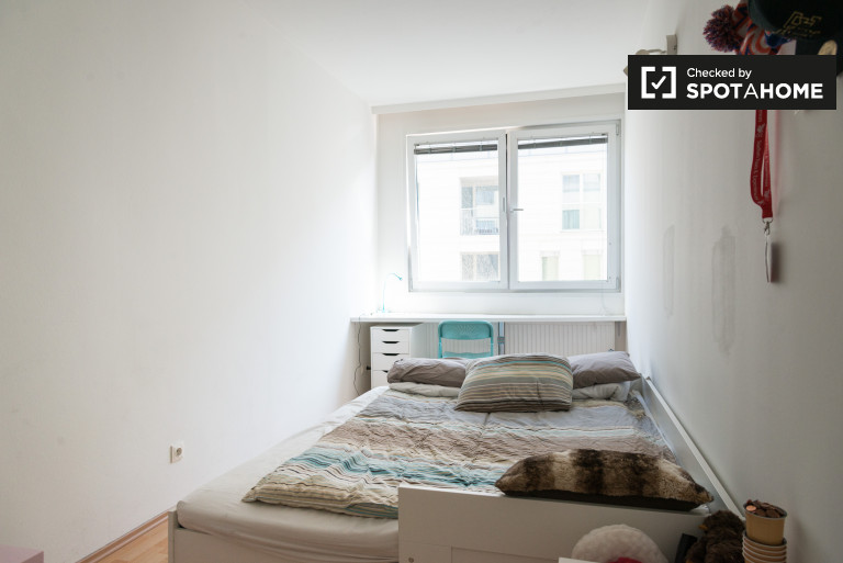 Interior room in 7-bedroom apartment in Landstrasse, Vienna