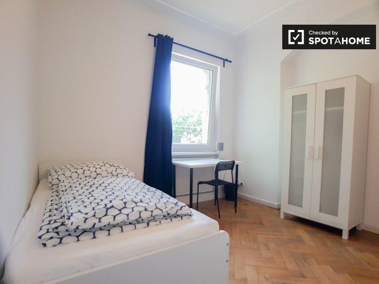 Pokój do wynajęcia w apartamencie z 7 sypialniami, Karlshort, Berlin