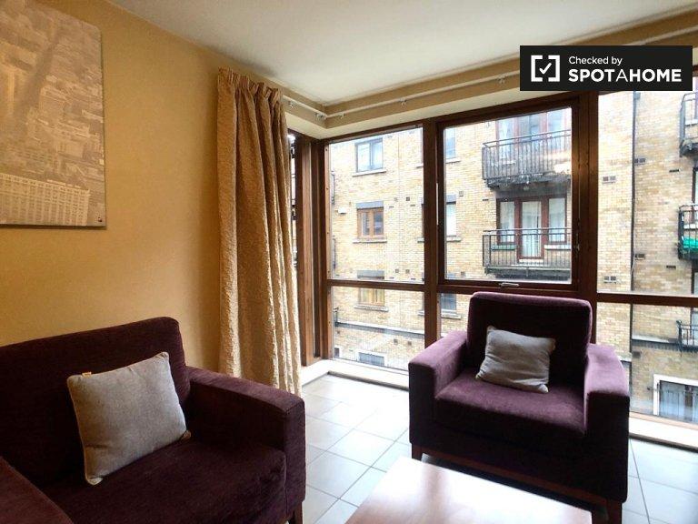 Piękne mieszkanie z 2 sypialniami do wynajęcia w The Liberties w Dublinie