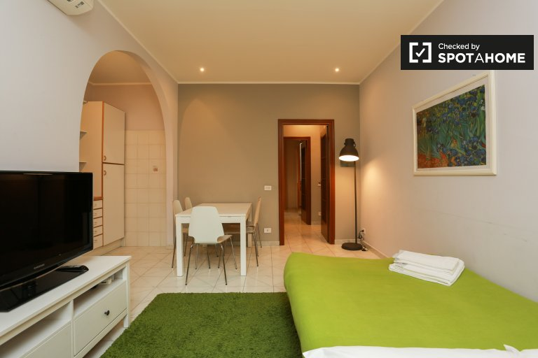1-bedroom apartment for rent in Monumentale, Milan