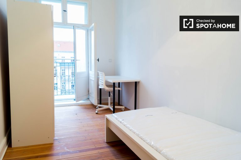 Charming room for rent in Friedrichshain, Berlin