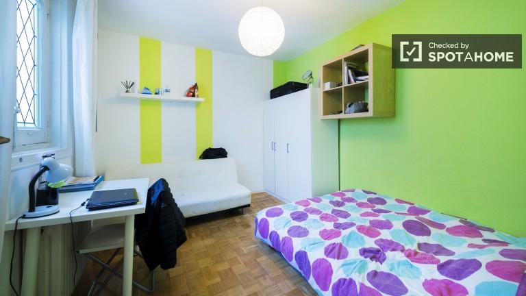 Aluguer de quartos em apartamento partilhado - Alonso Martinez - Madrid
