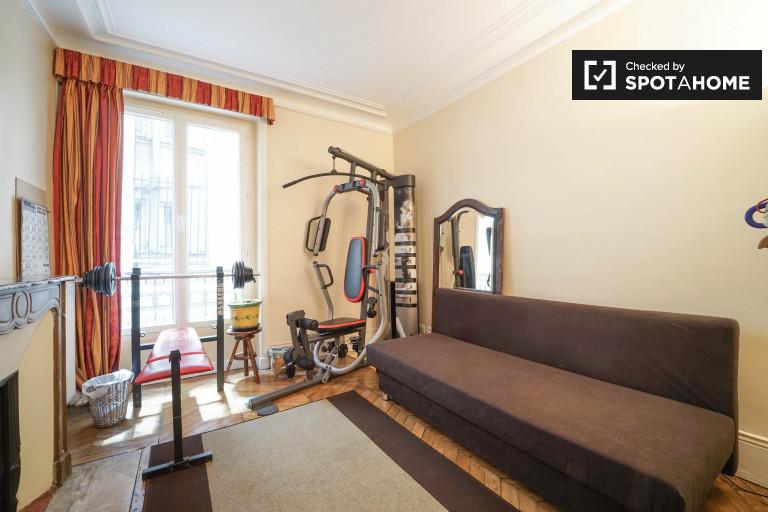Chambre à louer à l'appartement - 9ème arrondissement, Paris