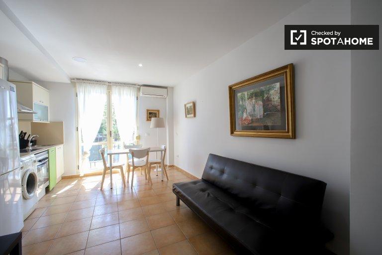 Gran estudio en alquiler en Poblats Marítims, Valencia.