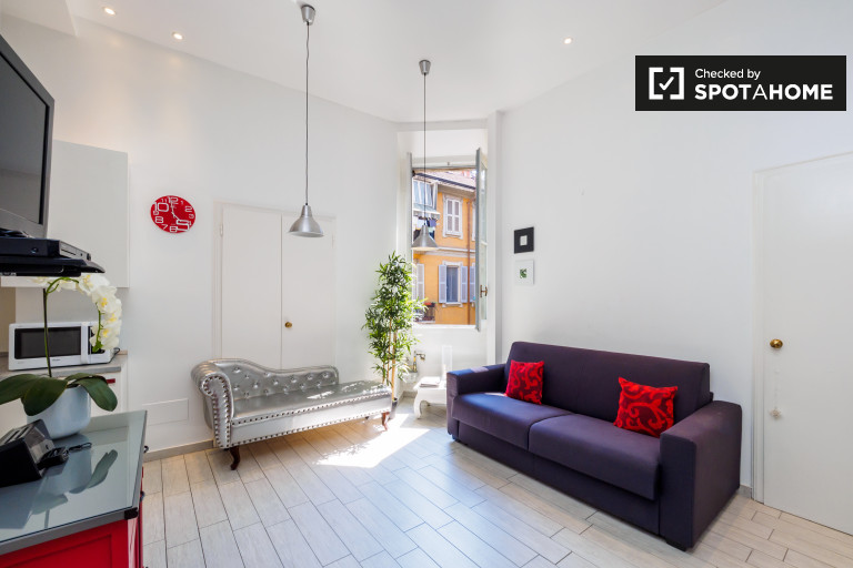 Classy 2-bedroom apartment for rent in Buenos Aires, Milan