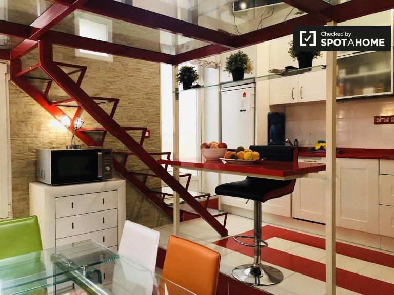 2-bedroom apartment for rent in Salamanca, Madrid