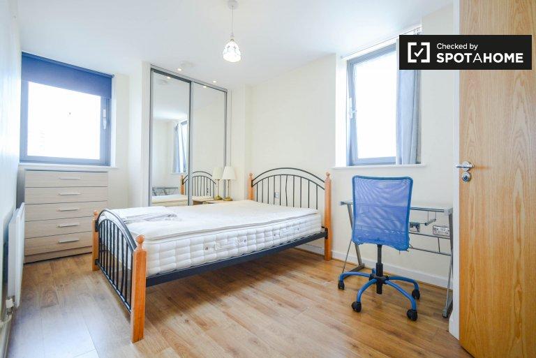 Poplar'da kiralık 3 odalı daire, Londra