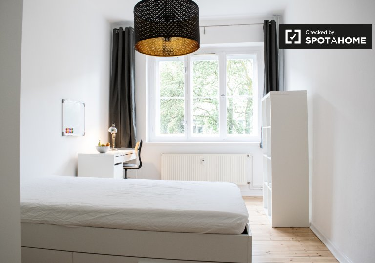 Cosy room in apartment with 2 bedrooms in Pankow, Berlin