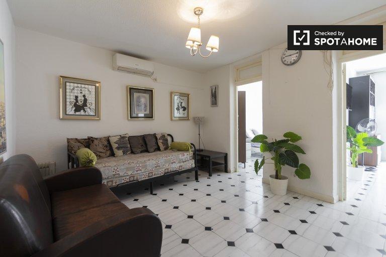 Apartamento de 4 quartos elegante para alugar em Chueca, Madrid